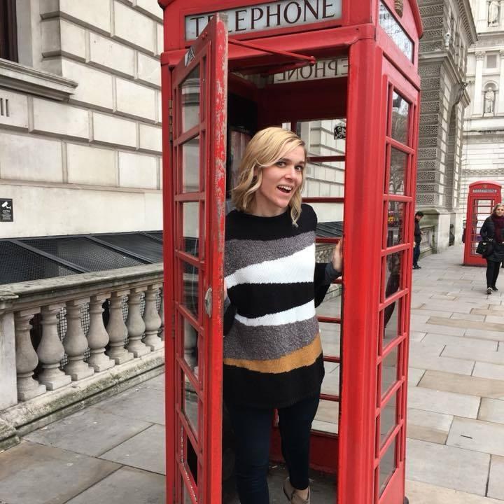 Kayla - London